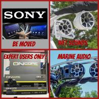 We sell and install only the highest quality audio there is, whether it's for you Car, Truck, Boat or Utv!!!!