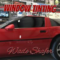 Get affordable and reliable window tinting services with Wade's Window Tinting offered by Backroad Customs.